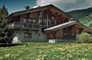 Affitto stagionale Chalet Megève