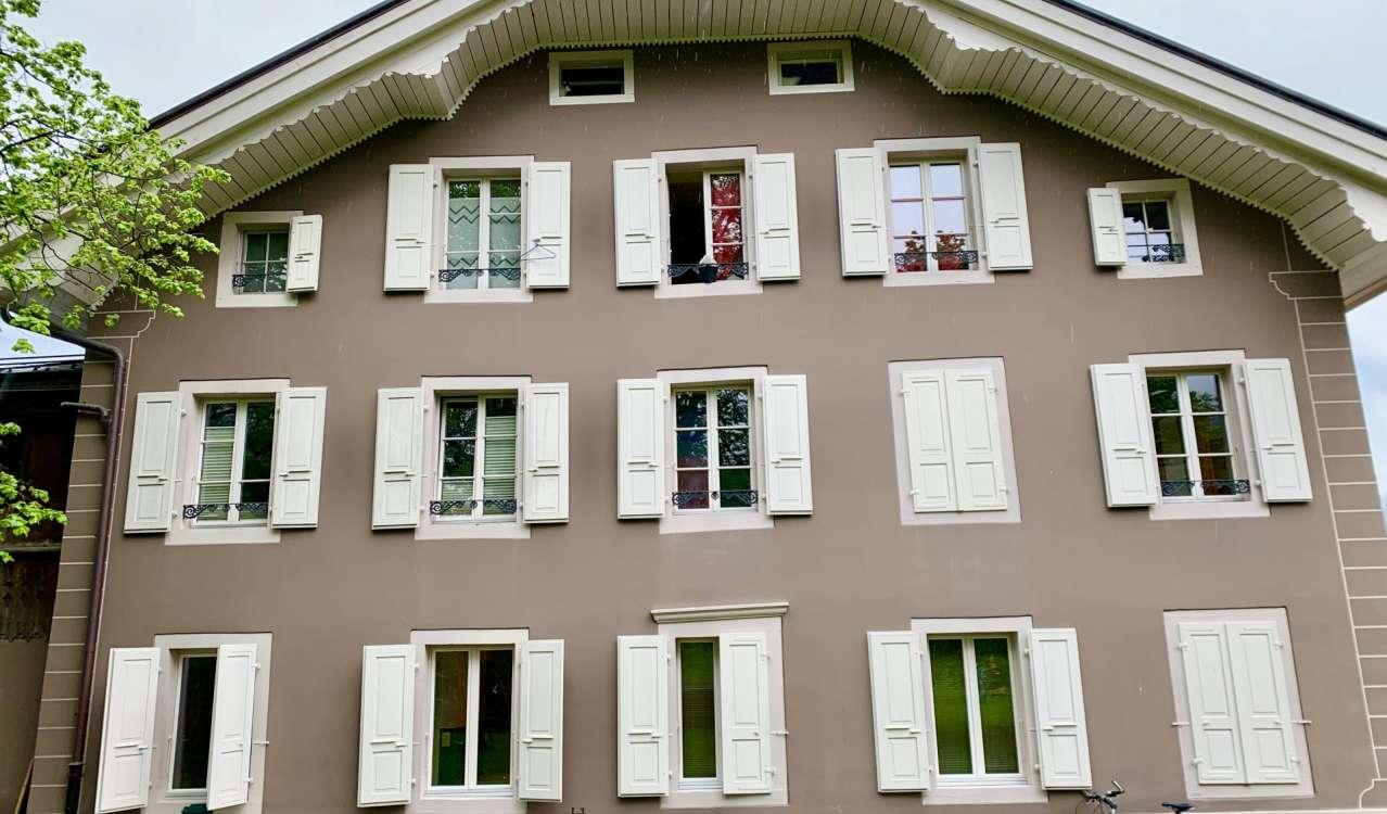 Аренда Апартаменты Château-d'Oex