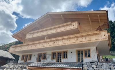 Аренда Апартаменты Grund bei Gstaad