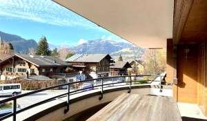 Аренда Апартаменты Gstaad