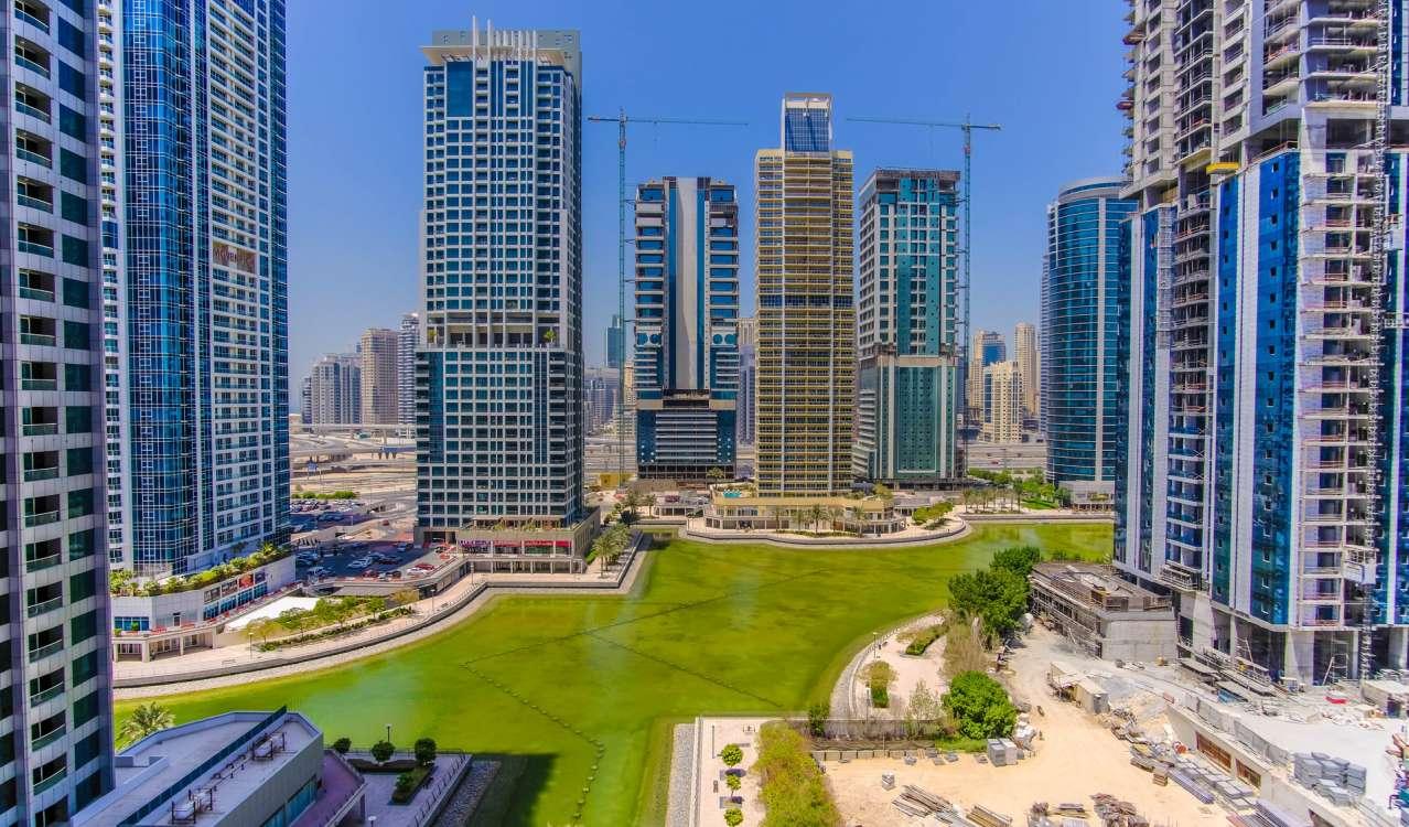 Аренда Апартаменты Jumeirah Lake Towers (JLT)