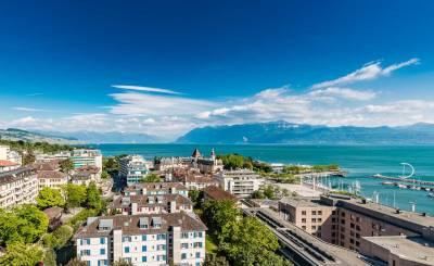 Аренда Апартаменты Lausanne