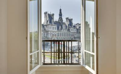 Аренда Апартаменты Paris 4ème