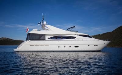 Аренда Яхта Zadar