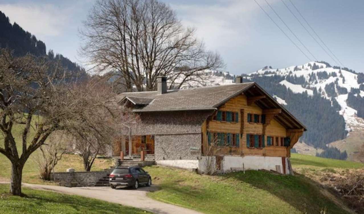 Аренда Шале Château-d'Oex