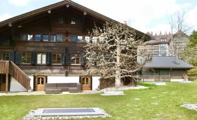 Аренда Шале Gstaad