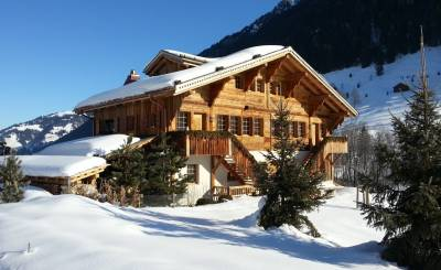 Аренда Шале Lauenen bei Gstaad