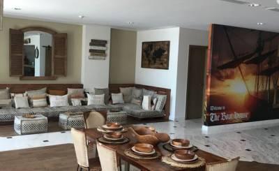 Аренда уровневые апартаменты Doha