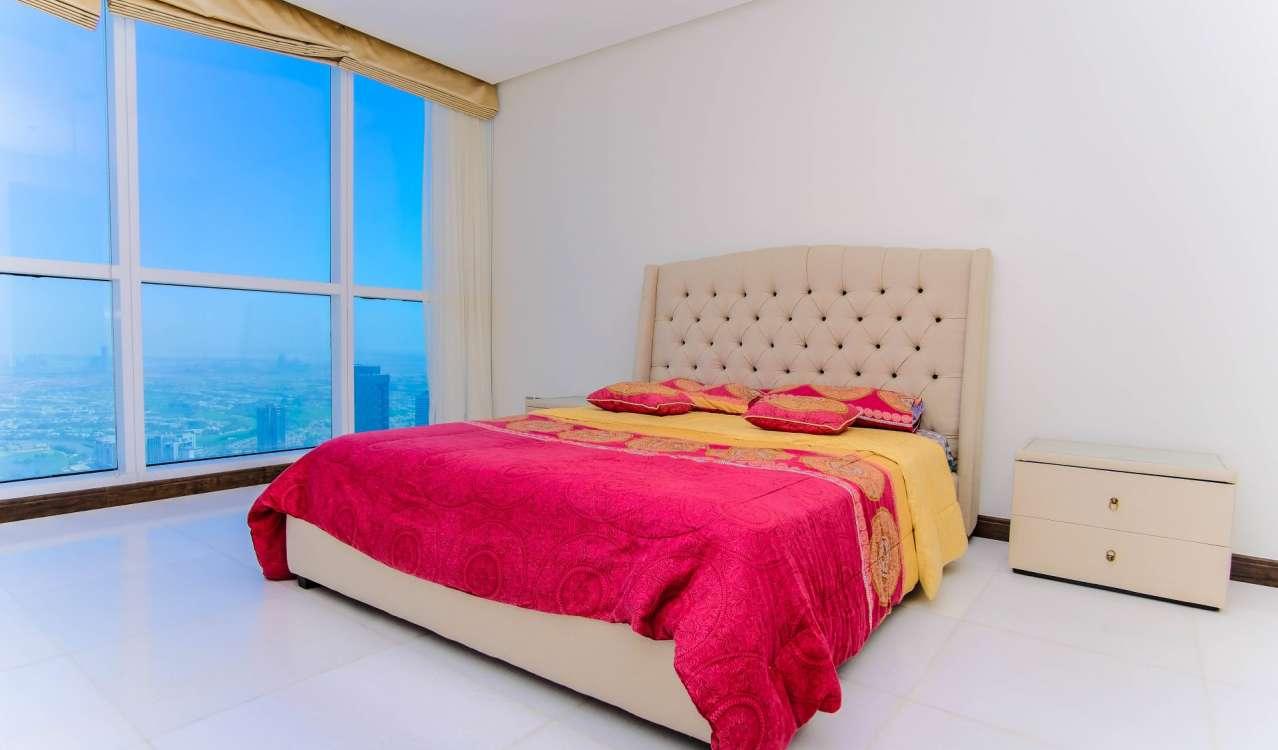Аренда уровневые апартаменты Dubai Marina