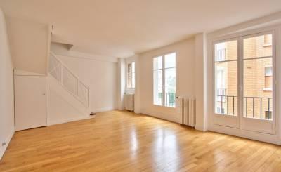 Аренда уровневые апартаменты Paris 7ème