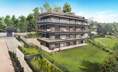 Новостройки Жилой комплекс Genève