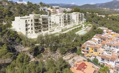 Новостройки Жилой комплекс Santa Ponsa