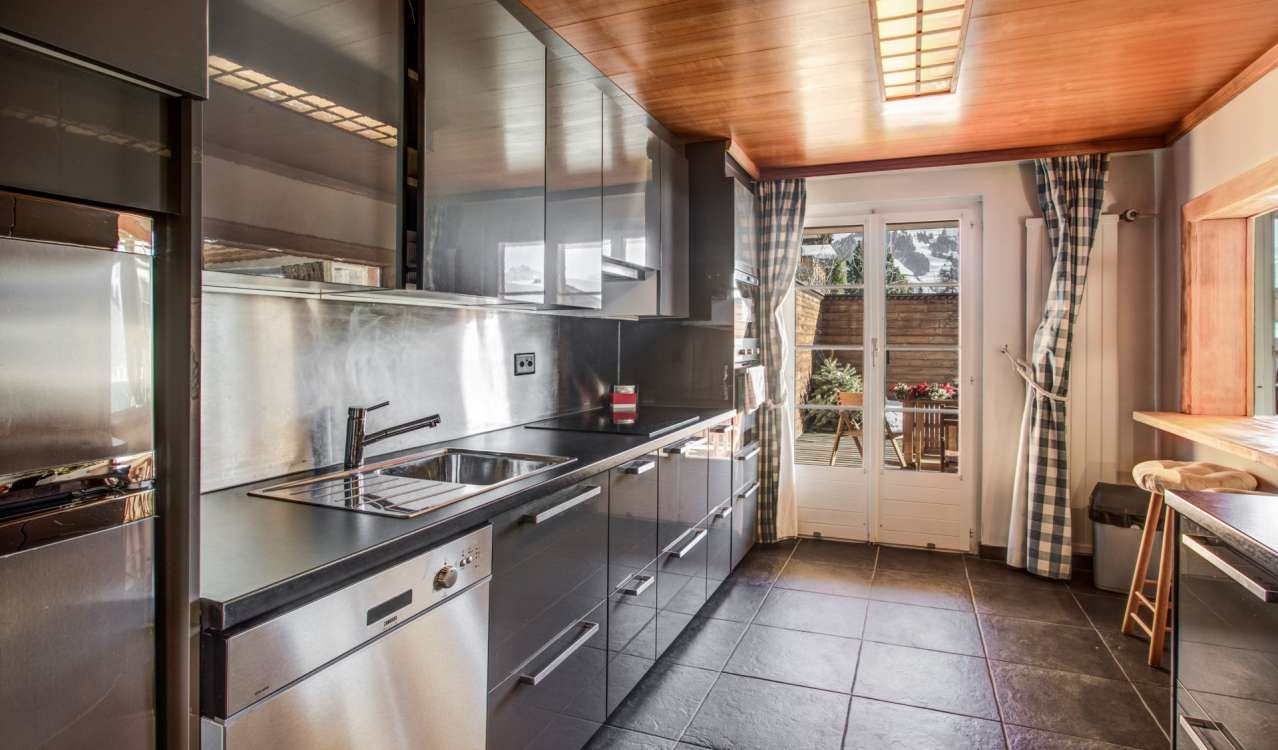 Продажа Апартаменты Gstaad