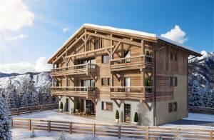 Продажа Апартаменты Megève