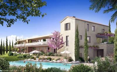 Продажа Апартаменты Saint-Paul-de-Vence
