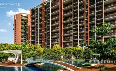 Продажа Апартаменты-вилла Bangalore East