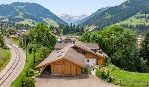 Продажа Шале Gstaad