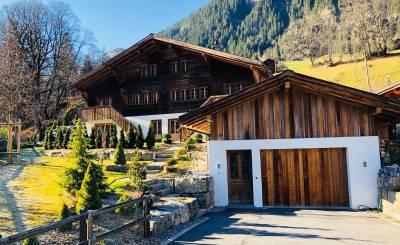 Продажа Шале Gsteig bei Gstaad