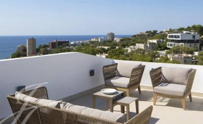 Продажа уровневые апартаменты Cas Català
