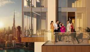 Продажа уровневые апартаменты Dubai