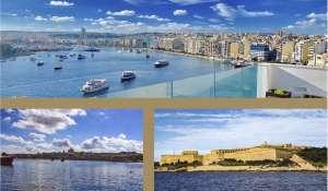 Продажа уровневые апартаменты Sliema