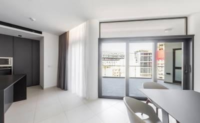 Продажа уровневые апартаменты St. Julians