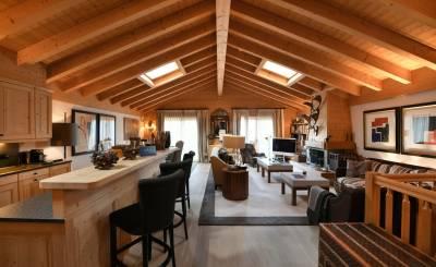 Продажа уровневые апартаменты Villars-sur-Ollon