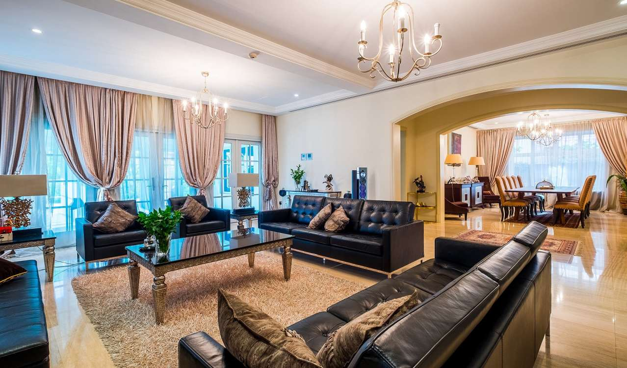 Продажа Вилла Jumeirah Golf Estate