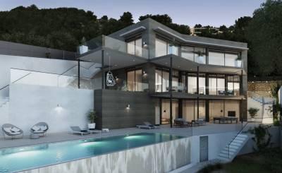 Купить участок и дом в испании