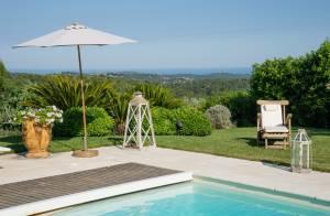 Saisonvermietungen Villa Le Rouret