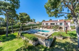Seasonal rental House Saint-Jean-Cap-Ferrat