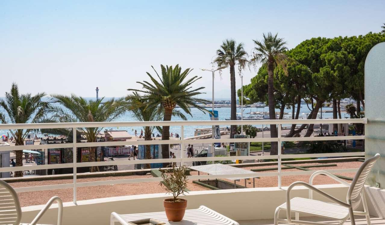 Сезонная аренда Апартаменты Cannes