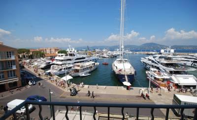 Сезонная аренда Апартаменты Saint-Tropez