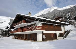 Сезонная аренда Апартаменты Verbier