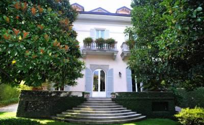 Сезонная аренда Апартаменты-вилла Como