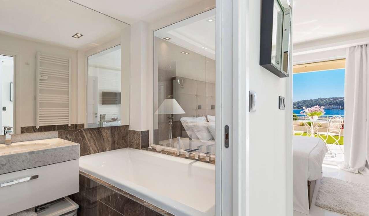 Сезонная аренда Апартаменты Villefranche-sur-Mer