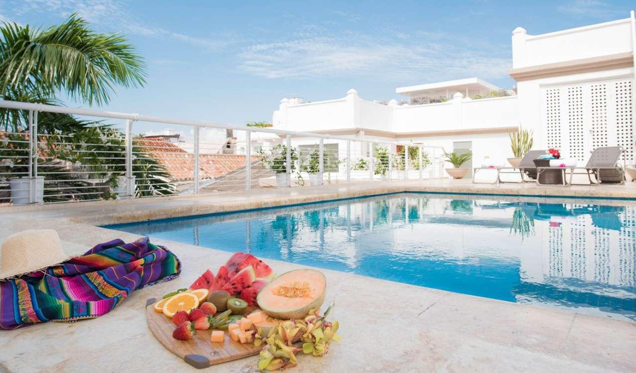 Сезонная аренда Дом Cartagena de Indias
