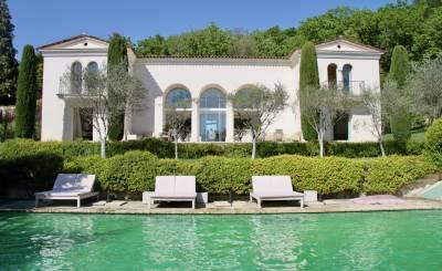 Сезонная аренда Дом Châteauneuf-Grasse