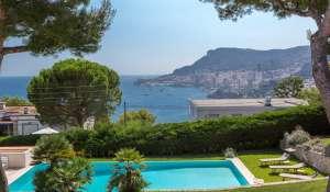 Сезонная аренда Дом Roquebrune-Cap-Martin