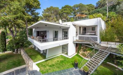 Сезонная аренда Дом Saint-Jean-Cap-Ferrat