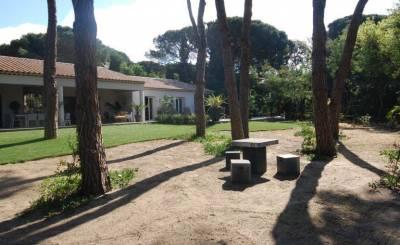 Сезонная аренда Дом Saint-Tropez