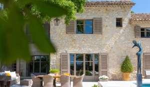 Сезонная аренда Мас, типичный южный дом Mougins