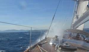 Сезонная аренда Парусное судно Athens