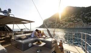 Сезонная аренда Парусное судно Saint-Tropez