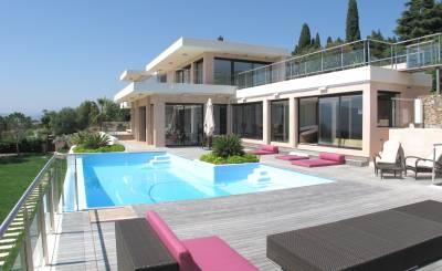 Сезонная аренда Поместье Cannes-la-Bocca