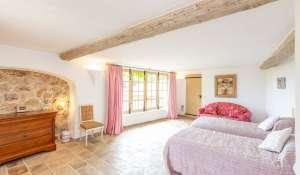 Сезонная аренда Поместье Tourrettes-sur-Loup
