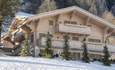 Сезонная аренда Шале Gstaad