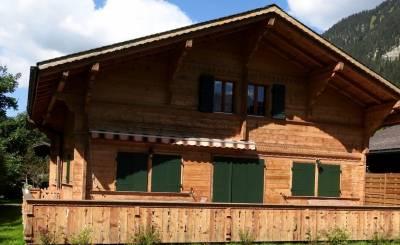 Сезонная аренда Шале Lauenen bei Gstaad