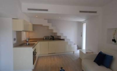 Сезонная аренда уровневые апартаменты Saint-Tropez