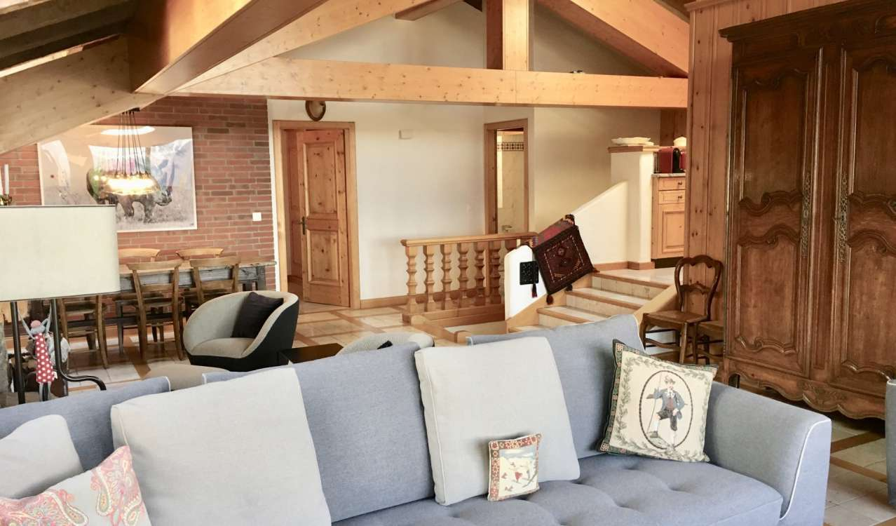 Сезонная аренда уровневые апартаменты Verbier